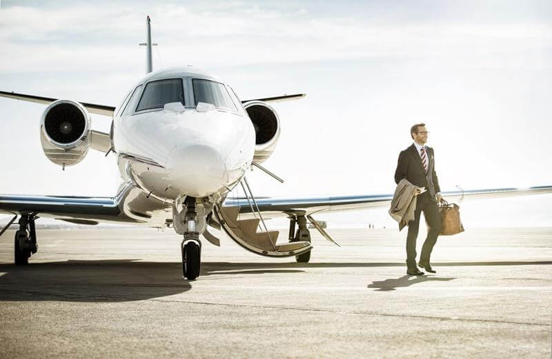 fbo & private jet teterboro morristown limo car service