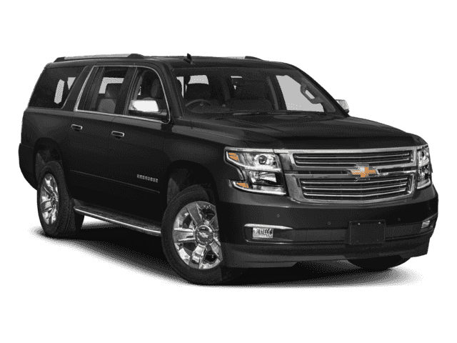 KR- SUV black car service to and from newark airport